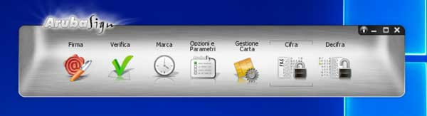 come si presenta il software aubasign