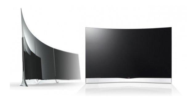 TV a schermo curvo