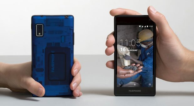 fairphone 2 fronte retro