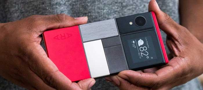 progetto ara smartphone modulari