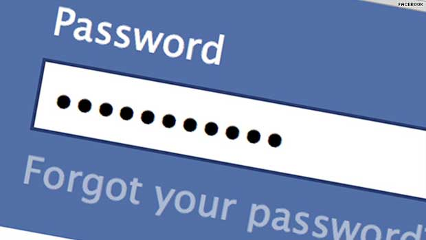 Recuperare la password di Facebook