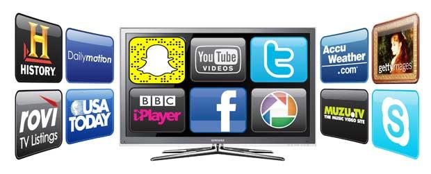 TV su Snapchat - social network