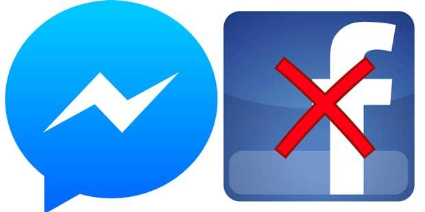 come utilizzare messenger senza Facebook