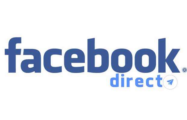 facebook direct logo
