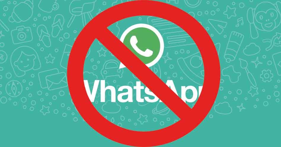 contatto bloccato whatsapp