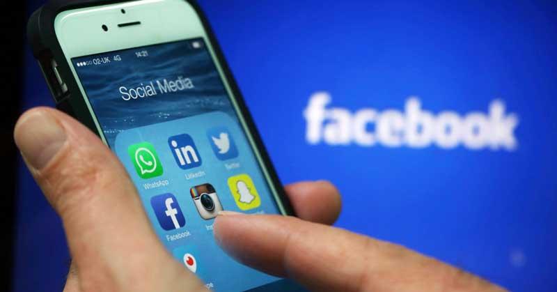 numero di cellulare - smartphone facebook