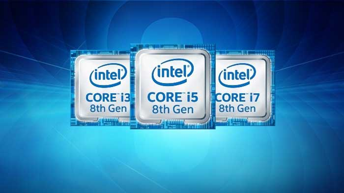 Autonomia dei notebook - Intel Core 8