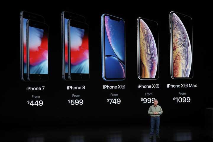 Quanto costano i nuovi iPhone