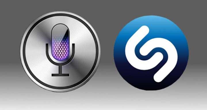 Shazam e Apple