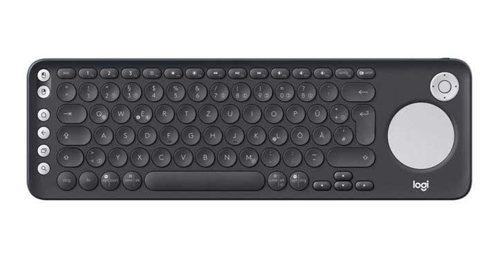 Tastiera per smart TV - Logitech K600