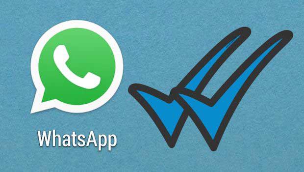 notifiche di whatsapp - doppia spuntablu