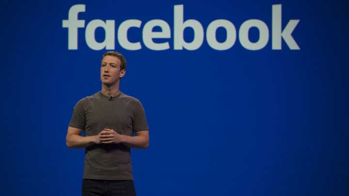 Dominio di Facebook - Mark Zuckerberg