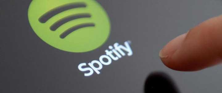 scaricare canzoni con spotify
