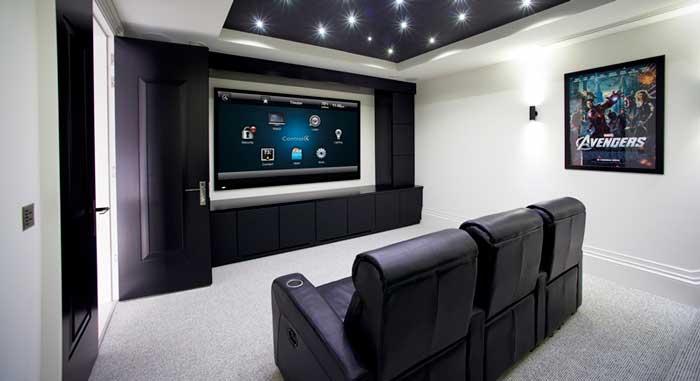 Cinema a casa