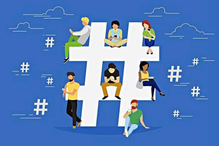 Tag - taggare - hashtag
