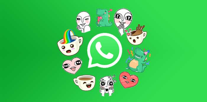 adesivi e sticker per whatsapp