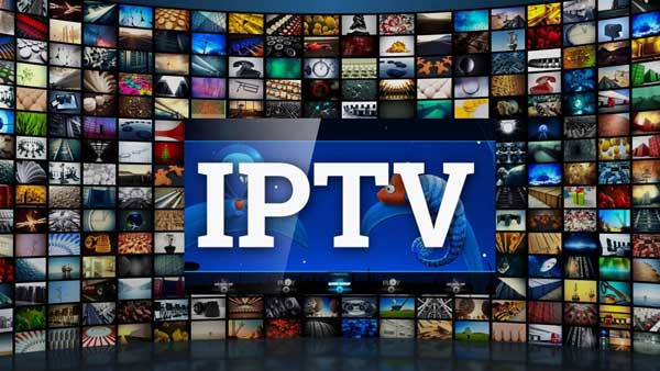 iptv wallscreen