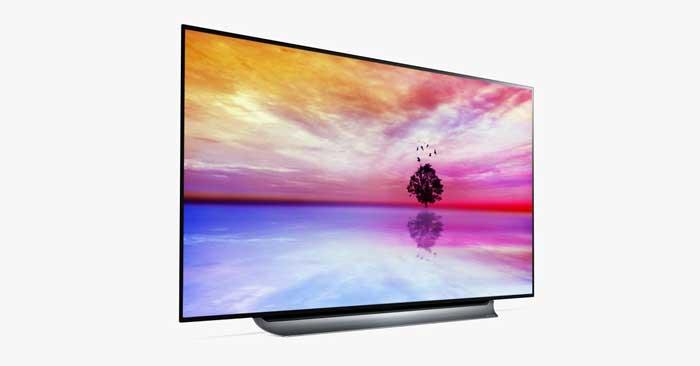 TV LG C8 OLED