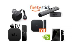 dispositivi per lo streaming TV