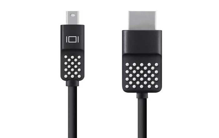 Cavo DisplayPort - Mini DisplayPort