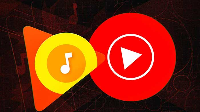 da Google Play Music a YouTube Music