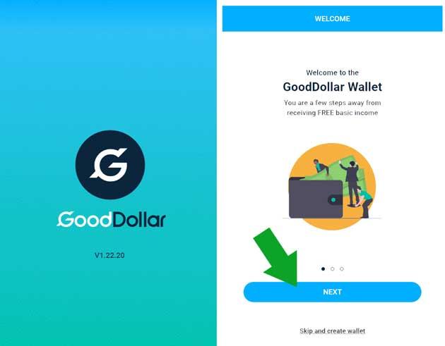 presentazione GoodDollar